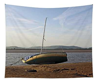 31/05/14 Cumbria. Arnside. Tapestry