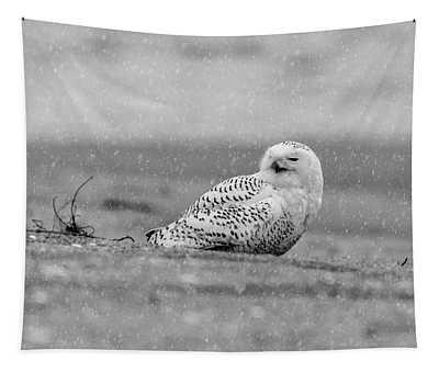 Snowy Owl  Tapestry
