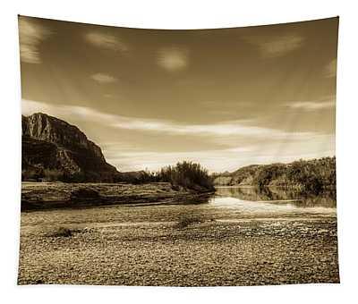 The Rio Grande River Tapestry