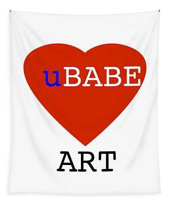 uBABE Art Tapestry