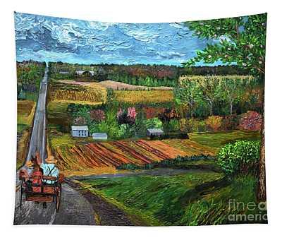 6n Between Waterford And Edinboro, Pa Tapestry
