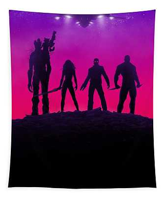 Guardians Of The Galaxy Tapestry