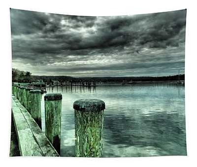 Northport Dock Tapestry