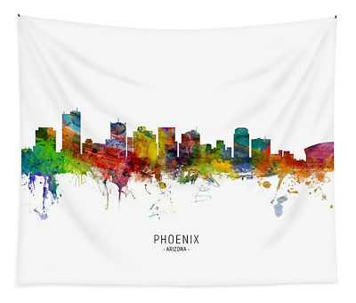 Designs Similar to Phoenix Arizona Skyline