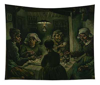 The Potato Eaters Tapestry