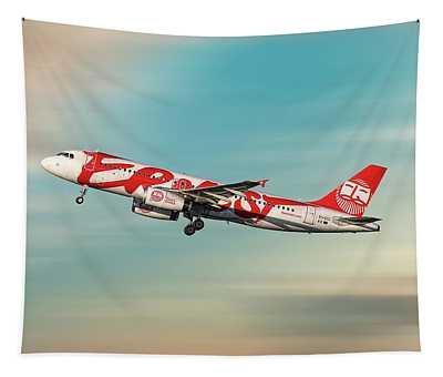 Ernest Airbus A320-233 Tapestry