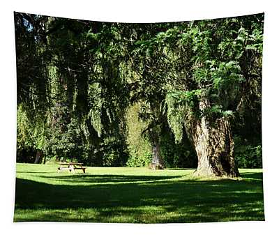 Whispering Corners Tapestry