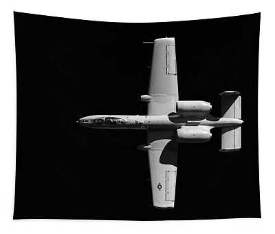 A-10 Blackout Tapestry