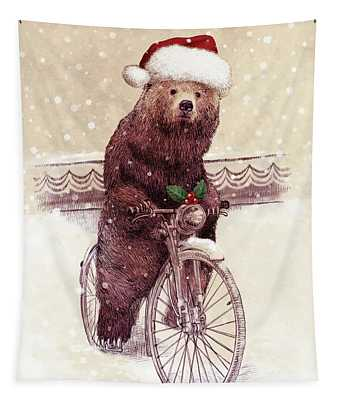 A Barnabus Christmas Tapestry