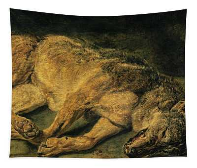 A Dead Wolf Tapestry