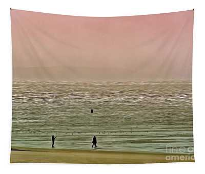 A Distant Shore Tapestry