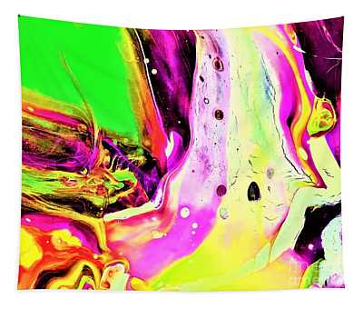 A Galaxy Far, Far Away Tapestry