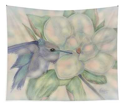 A Jewel In The Magnolia Tapestry