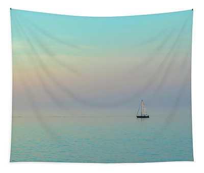 A Mid-summer Evening Tapestry
