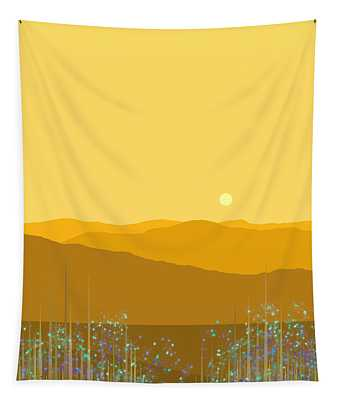 A Mountain Meadow Tapestry