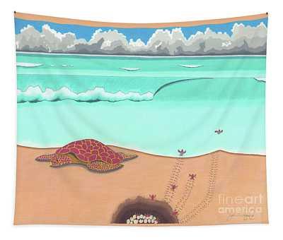 A New Beginning Tapestry