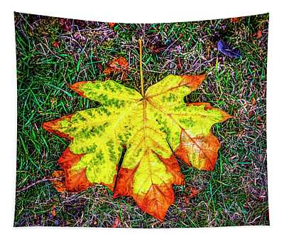A New Leaf Tapestry