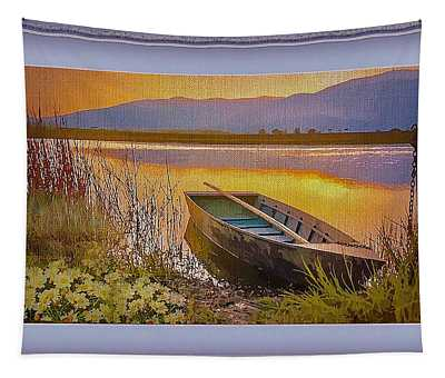 A Perfect Day Tapestry