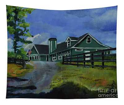 A Place For Dreams -ott Farms And Vineyard Tapestry