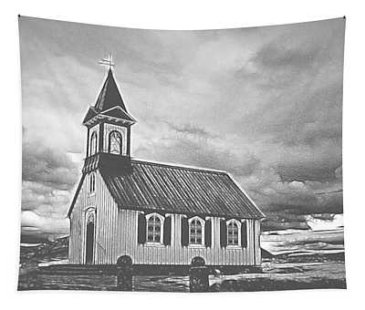 A Simple Church Tapestry