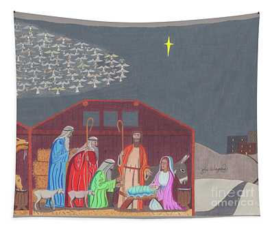 A Star Is Born Tapestry