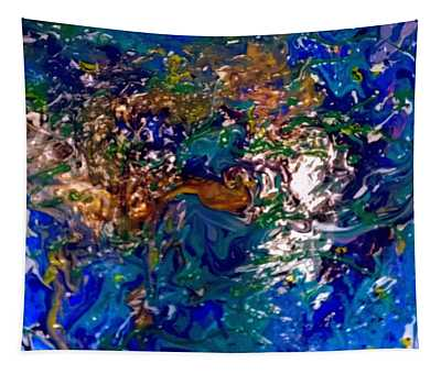 A State Of Mind Tapestry