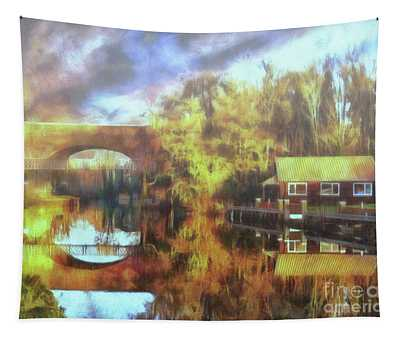 A Stop Along The Wey Tapestry