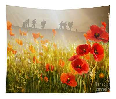 A Time To Remember Tapestry