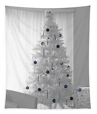 A White Christmas Tapestry