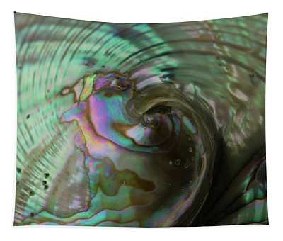 Abalone_shell_9903 Tapestry