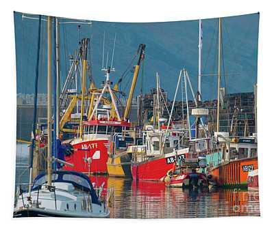Aberystwyth Harbour Tapestry