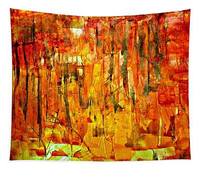 Ablaze Tapestry