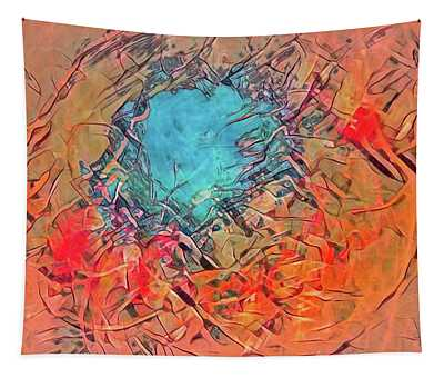 Abstract 49 Tapestry
