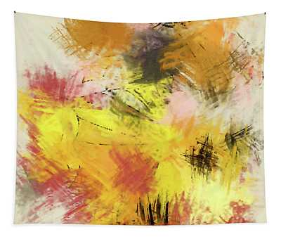 Abstract Blooms - Dwp2029903 Tapestry