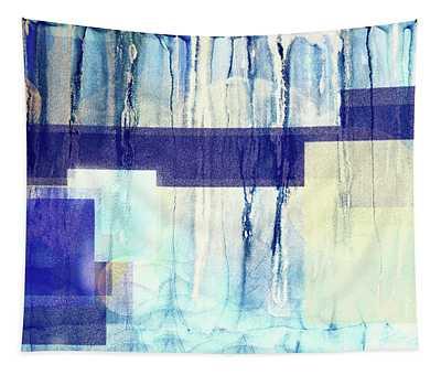 Abstract Geometrics Tapestry