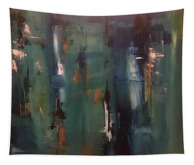 Abstract IIi Tapestry