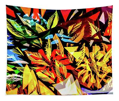 Abstract In Color Tapestry