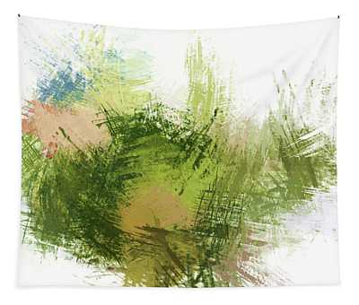 Abstract In Green - Dwp1645891 Tapestry