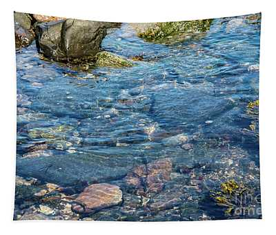 Abstract Water Tapestry
