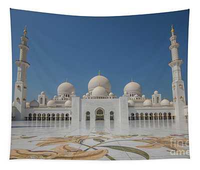 Abu Dhabi 2 Tapestry