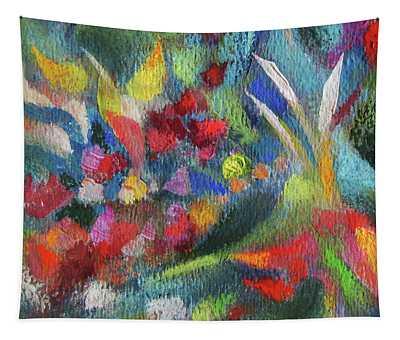 Abundance - Detail Tapestry