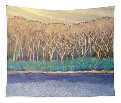 Across The Creek Tapestry