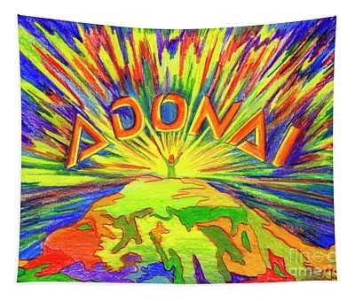 Adonai Tapestry