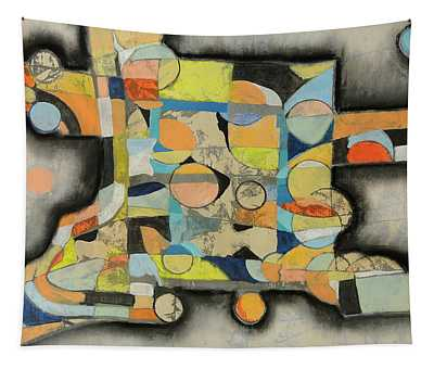 After The Beach Tapestry