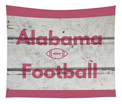 Alabama Football Tapestry
