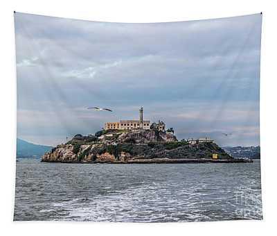 Alcatraz Tapestry
