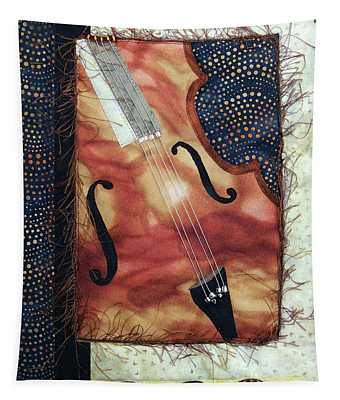 All That Jazz Bass Tapestry