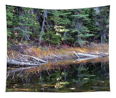 Alpine Fall Tapestry