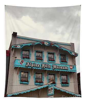 Alpine Hills Museum 2 Tapestry