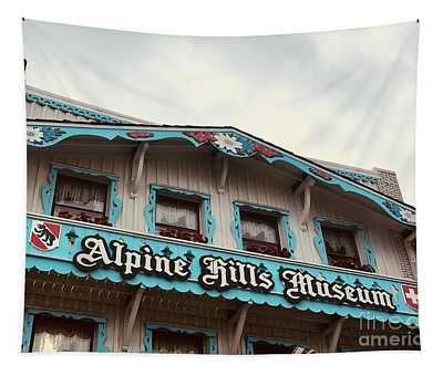 Alpine Hills Museum Tapestry